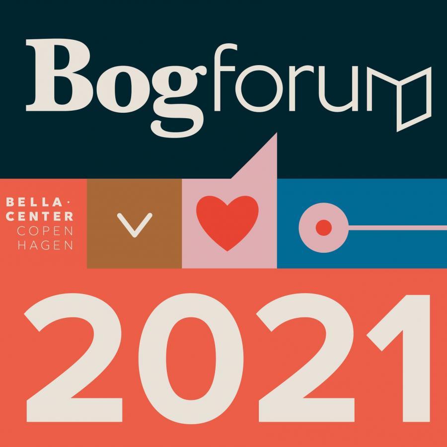Bogforum 2021 tegneserier tegneserie