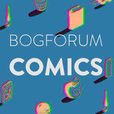Bogforum Comics 2021 tegneserier tegneserie